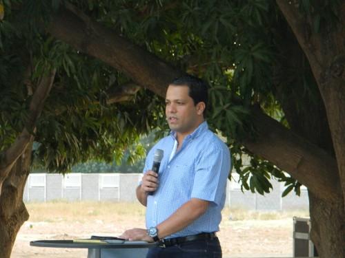 Gobernador Monsalvo entregó certificaciones a 37 prediosganaderos