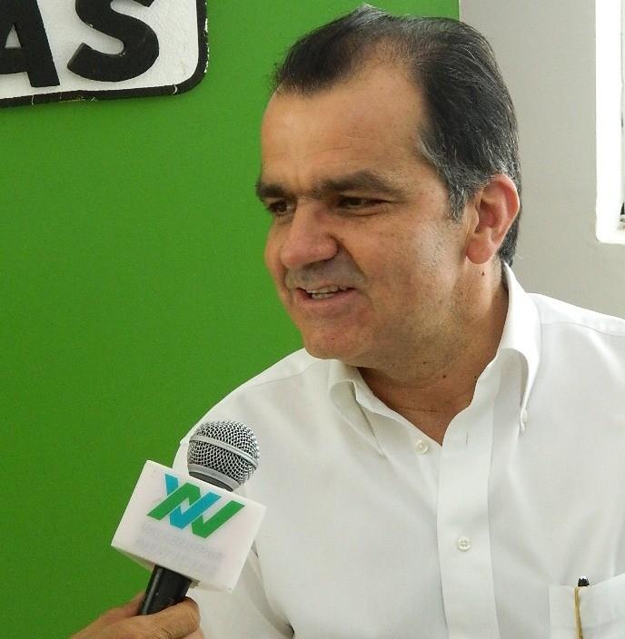 Oscar Iván Zuluaga, enValledupar