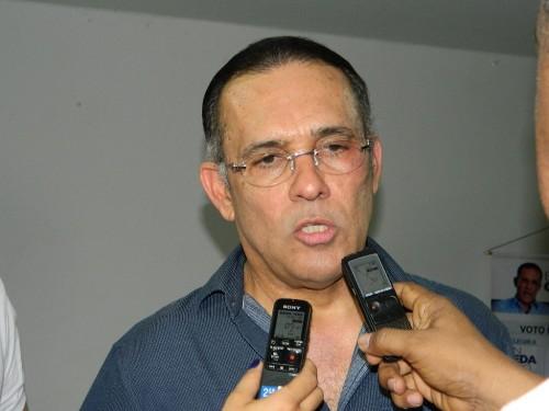Efraín Cepeda, candidato de la regiónCaribe