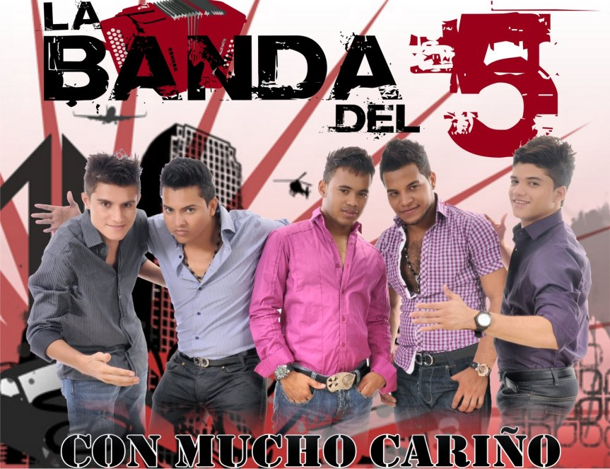 "La Banda del 5 ""Imparable"""