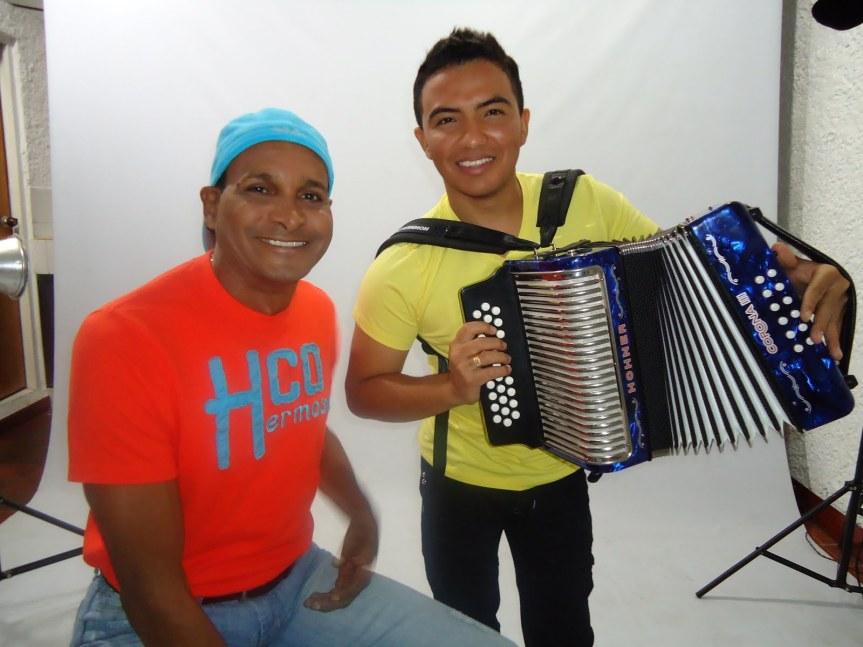 Farid Ortiz prepara el lanzamiento de su nuevo álbummusical