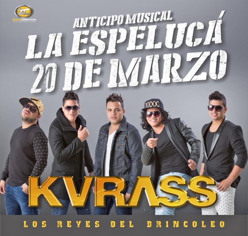 Grupo Kvrass presenta 'La Espeluka' su nuevo sencillomusical