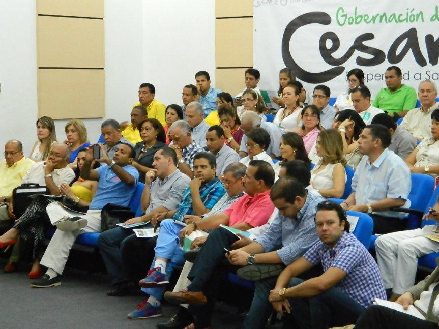Foro Diamante Caribe y Santanderes, enValledupar