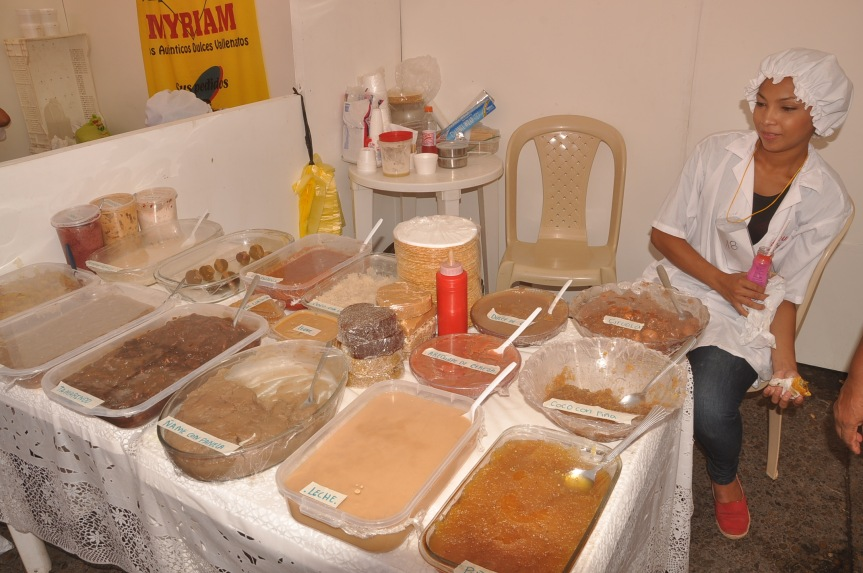 Feria del Dulce en la SemanaSanta