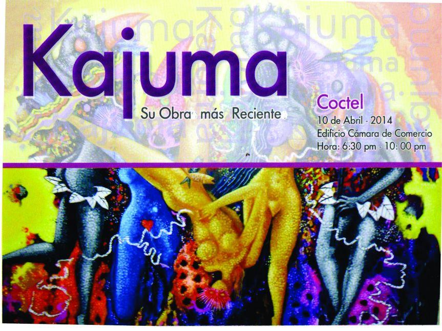 """Exposición de """"Kajuma"""" en la Cámara de Comercio deValledupar"""