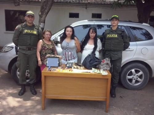 """Las Paisas"", delincuentes que se ""paseaban"" porColombia"