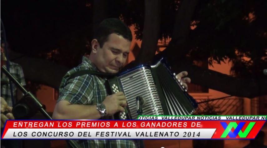 Los mejores momentos en la entrega de los premios a los ganadores del 47  Festival Vallenato2014