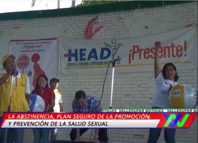 Plan de promoción y prevención sexual; Laabstinencia