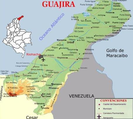 Hoy eligen gobernador en LaGuajira