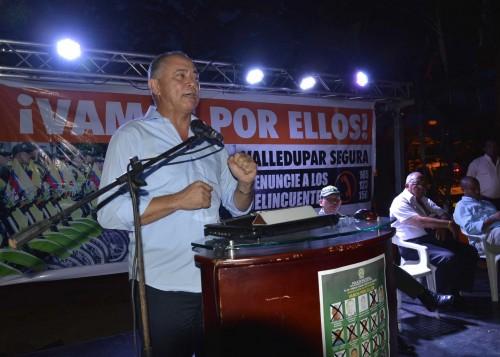 """Campaña """"Vamos por ellos"""", en el barrio LosCortijos"""