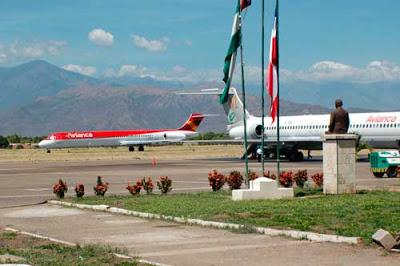 Refuerzan medidas de seguridad en aeropuerto AlfonsoLópez