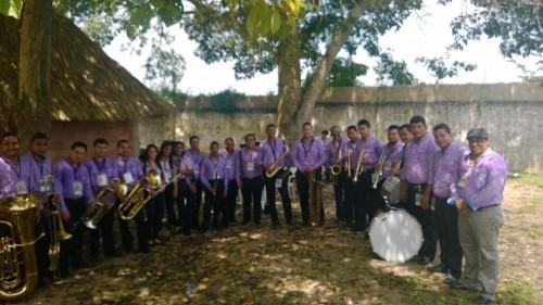 Las buenas notas de la Banda Municipal deValledupar