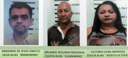 Tres personas fueron capturadas y judicializadas por homicidio de EfraínOvalle