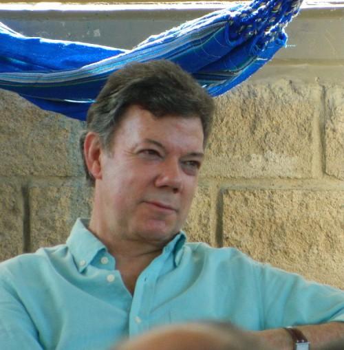 Palabras del Presidente Santos al presentar el Gabinete para su 2°periodo