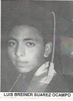 Desaparecido: Luis BreinerSuárez
