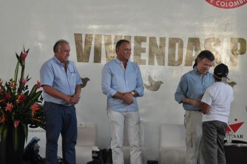 Santos reveló inversiones en el Cesar durante el cuatrienio por 1,9billones
