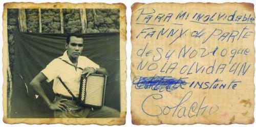 El retrato inolvidable de 'Colacho'Mendoza