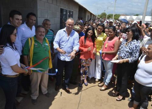 198 viviendas entregadas en Chiriquí y ElEdén