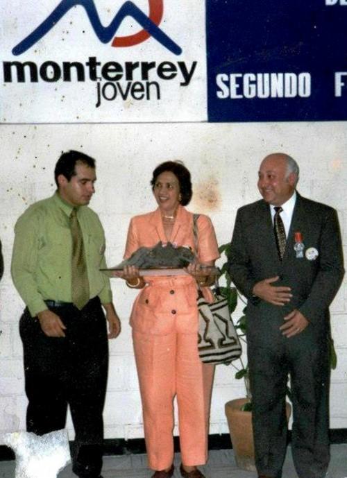 Consuelo Araujonoguera promovió el vallenato auténtico enMonterrey