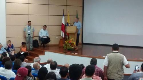 Reforma a la Salud y deportación de venezolanos, temas de Uribe enValledupar