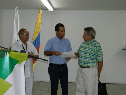 Por primera vez en el Cesar, el ICA certifica a tres productores en Buenas PrácticasAgrícolas