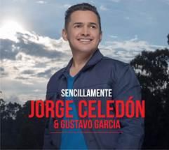"""Hoy lanzamiento de """"Sencillamente"""" nuevo álbum del cantante JorgeCeledón"""