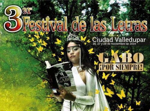 Tercer Festival de Las Letras, Gabo porSiempre