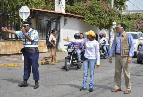 Alcaldía reforzó operativos de control de tránsito enValledupar