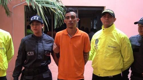Presentado el presunto asesinos de la docente AvisVillalobos
