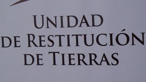 Unidad de Restitución de Tierras del Cesar y La Guajira realizó rendición decuentas