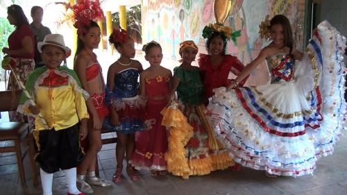 Carnaval de los niños dió inicio a estas fiestas enValledupar