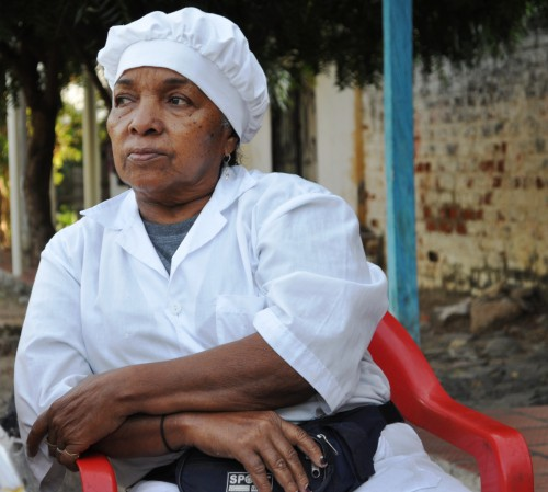 'Ceci' Ustáriz, la mujer de las empanadas que le gustaban a DiomedesDíaz