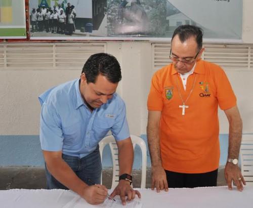 Garantizan la educación a ocho mil estudiantes de zonas de difícil acceso delCesar