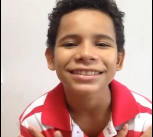 Saludos de Juan Bautista (Diomedes niño en la novela) a ValleduparNoticias