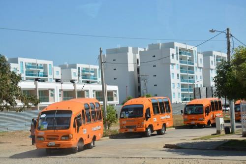 Nueva ruta de buses colectivos paraValledupar