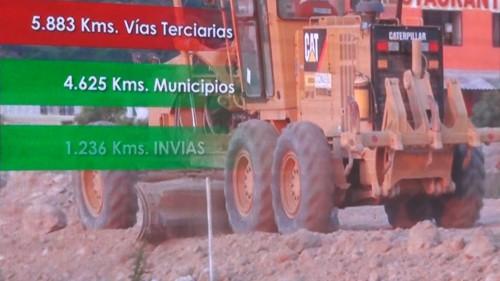 Plan vial caminos a salvo pavimentará 175 Km de vías secundarias y terciarias en elCesar