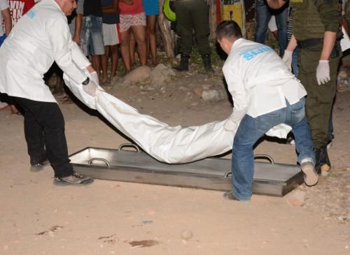En Valledupar fue asesinada una mujer por su expareja