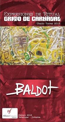 """""""Baldot"""", del boxeo al artepictórico"""