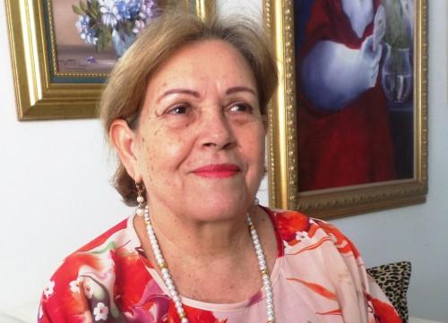 Bertha Mejía, el primer amor de DiomedesDíaz