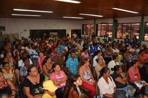 189 beneficiarios de construcción y mejoramiento de viviendas en corregimientos deValledupar