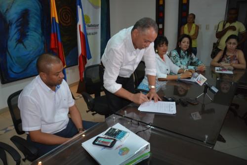Alcalde Socarrás terminó el leasing y culminará el mirador de Santo EcceHomo