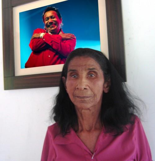 """""""Diomedes Díaz, el cantante más grande del Mapamundi"""",Confesiones de su tía 'Gache'Maestre"""