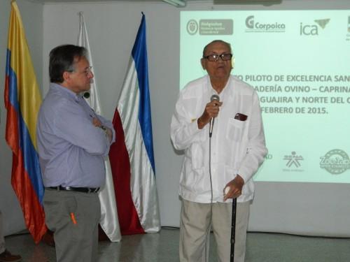 El ICA expone modelo pionero en Buenas Prácticas ganaderas en el sector ovinocaprino