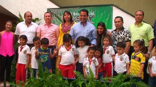 Video: Gobernación del Cesar firmó convenio para garantizar nutricióninfantil