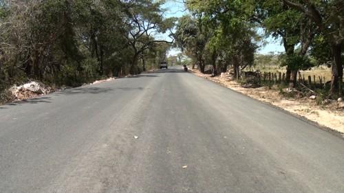 Alcalde inspeccionó pavimentación de la vía Guacoche – LosCorazones