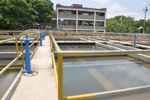 Sábado sin agua por instalación de filtros que reducenturbiedad