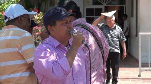 Maestros de Valledupar apoyaron la presentación del pliego nacional depeticiones