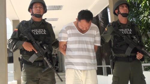 """Capturado Alias """"Caja Grande"""" Jefe de finanzas del grupo delincuencial """"LosAlemanes"""""""