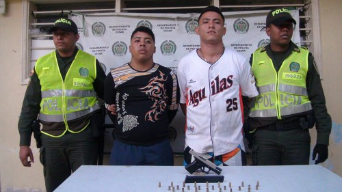 En Valledupar fue capturado un venezolano cuando cometía unatraco