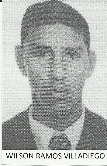 Wilson Ramos Villadiego, se encuentradesaparecido